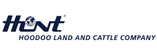 Hoodoo Land and Cattle Company logo